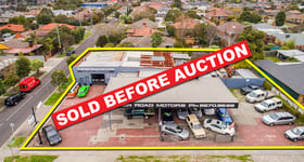 Development / Land commercial property sold at 846-848 North Road Bentleigh East VIC 3165