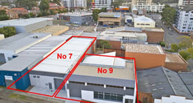 Factory, Warehouse & Industrial commercial property sold at 7&9 James St Hornsby NSW 2077