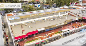 Shop & Retail commercial property sold at 101-111 Burgundy Street Heidelberg VIC 3084