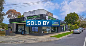 Offices commercial property sold at 124 Bayswater Road Croydon South VIC 3136