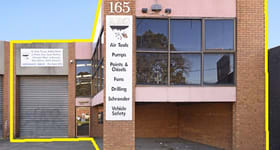 Factory, Warehouse & Industrial commercial property sold at 165 Clayton Road Oakleigh East VIC 3166