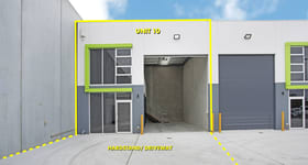 Factory, Warehouse & Industrial commercial property sold at 10/1 Graham Road Clayton South VIC 3169