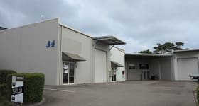 Factory, Warehouse & Industrial commercial property sold at 1&2/34 Technology Drive Warana QLD 4575