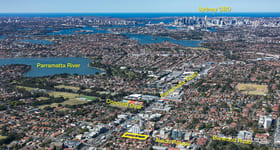Development / Land commercial property sold at 10-20 Neich Parade Burwood NSW 2134
