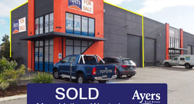 Factory, Warehouse & Industrial commercial property sold at Unit 1/35 Darlot Rd Landsdale WA 6065