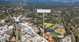 Development / Land commercial property sold at 180 Pacific Highway Hornsby NSW 2077