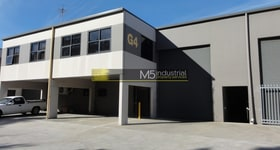 Factory, Warehouse & Industrial commercial property sold at G4/5-7 Hepher Road Campbelltown NSW 2560