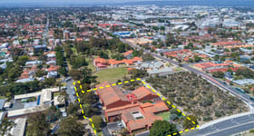 Development / Land commercial property sold at 384 Berwick Street East Victoria Park WA 6101