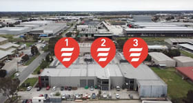 Industrial / Warehouse commercial property sold at Units 1, 2 & 3/5 Berends Drive Dandenong South VIC 3175