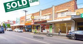 Shop & Retail commercial property sold at 354-356 Centre Road Bentleigh VIC 3204