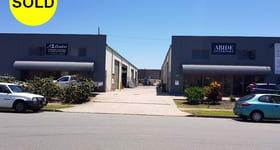 Factory, Warehouse & Industrial commercial property sold at 33 Production Avenue Warana QLD 4575