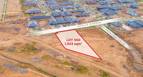 Development / Land commercial property sold at King's Leigh,Lot 550 Azolla Avenue Werribee VIC 3030