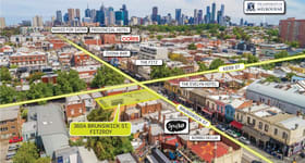 Shop & Retail commercial property sold at 360A Brunswick Street Fitzroy VIC 3065