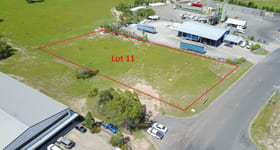 Development / Land commercial property for sale at Lot 11 Industrial Avenue Maryborough QLD 4650
