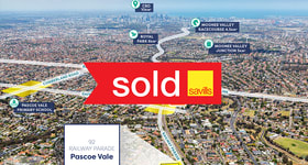 Development / Land commercial property sold at 92 Railway Parade Pascoe Vale VIC 3044