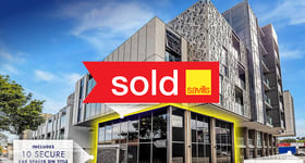 Offices commercial property sold at 862 Glenferrie Road Hawthorn VIC 3122