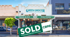 Shop & Retail commercial property sold at 157 Lygon Street Brunswick East VIC 3057