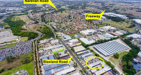 Showrooms / Bulky Goods commercial property sold at Unit 4/53a Blaxland Road Campbelltown NSW 2560