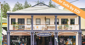 Shop & Retail commercial property sold at 17 Lawson Street Byron Bay NSW 2481