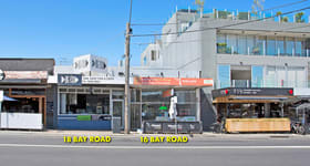 Shop & Retail commercial property sold at 16-18 Bay Road Sandringham VIC 3191