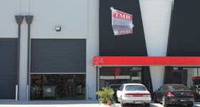 Factory, Warehouse & Industrial commercial property sold at Unit 24/191-195 Greens Road Dandenong South VIC 3175