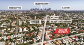 Offices commercial property sold at 361 St Georges Road Barkly Street Fitzroy North VIC 3068