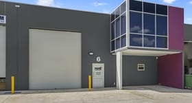 Factory, Warehouse & Industrial commercial property sold at 6/8 Money Close Rouse Hill NSW 2155