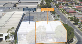 Factory, Warehouse & Industrial commercial property sold at 58-60 & 62 Carroll Road Oakleigh VIC 3166
