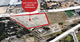 Development / Land commercial property for sale at Lot 118 Lakes Road Hazelmere WA 6055