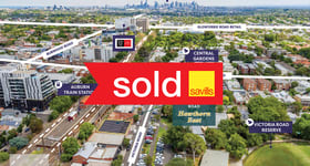 Development / Land commercial property sold at 18 Victoria Road Hawthorn East VIC 3123