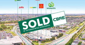 Shop & Retail commercial property sold at Highlands Shopping C Cnr Grand Boulevard and Aitken Boulevard Craigieburn VIC 3064