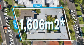 Development / Land commercial property sold at 481 Melbourne Road Newport VIC 3015
