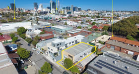 Development / Land commercial property sold at 21 Gladstone Street Perth WA 6000