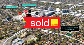 Development / Land commercial property sold at 26-28 Bordeaux Street Doncaster VIC 3108