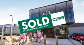 Shop & Retail commercial property sold at The Village corner Main street and Young Street Bacchus Marsh VIC 3340