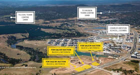 Development / Land commercial property sold at Block 2, Section 59 John Gorton Drive Coombs ACT 2611