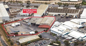 Industrial / Warehouse commercial property for sale at 12-13 Moss Road Wingfield SA 5013