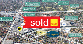 Development / Land commercial property sold at 6 Edsall Street Highett VIC 3190