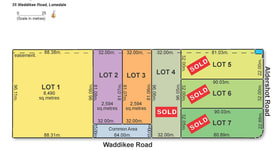 Development / Land commercial property for sale at Lot 3, 35 Waddikee Road Lonsdale SA 5160
