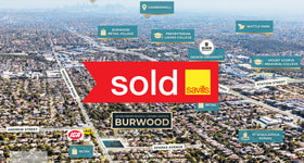 Development / Land commercial property sold at 1 Sparks Avenue Burwood VIC 3125