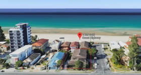 Development / Land commercial property sold at 1425 Gold Coast Highway Palm Beach QLD 4221