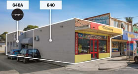 Shop & Retail commercial property sold at 640 & 640A Frankston-Flinders Road Baxter VIC 3911