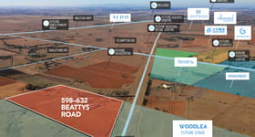 Rural / Farming commercial property for sale at 598-632 Beattys Road Plumpton VIC 3335