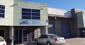 Factory, Warehouse & Industrial commercial property sold at 5/14 Buttonwood Place Willawong QLD 4110