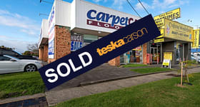 Showrooms / Bulky Goods commercial property sold at 909 Nepean Highway Bentleigh VIC 3204