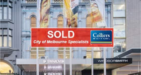 Shop & Retail commercial property sold at 274-278 Bourke Street Melbourne VIC 3000