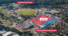 Development / Land commercial property sold at 1-5 Carrington Road Castle Hill NSW 2154