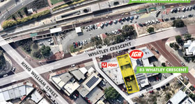 Shop & Retail commercial property sold at 83 Whatley Crescent Bayswater WA 6053