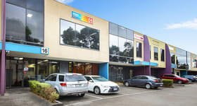 Factory, Warehouse & Industrial commercial property sold at 16/20 Duerdin Street Notting Hill VIC 3168