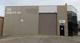 Factory, Warehouse & Industrial commercial property sold at 18/36 Abbott Road Seven Hills NSW 2147